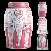 Williamson Tea Pink LOVE ELEPHANT