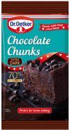 Extra Gorzka czekolada kawałki chunks