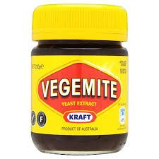 Vegemite natur.ekstrakt drożdży 220g z Australii GB89