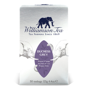 Williamson Tea Duchess Grey 50s herbata expresowa