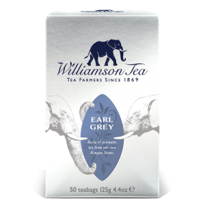 Williamson Tea Earl Grey 50s herbata expresowa