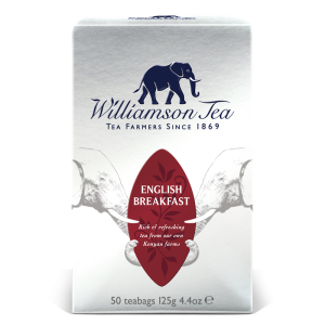 Williamson Tea English Breakfast 50s herbata expresowa