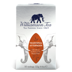 Williamson Tea Traditional 50s herbata expresowa