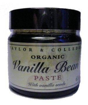 Organiczna Pasta Waniliowa 65g