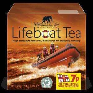 Williamson Tea LIFEBOAT 80s / 250g