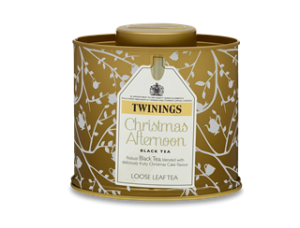 Twinings Christmas Afternoon sypana 100g