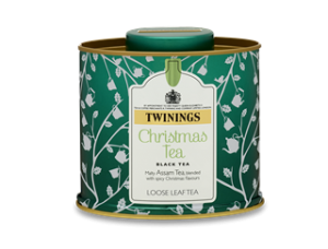 Twinings Christmas Tea sypana 100g