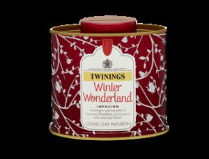 Twinings Winter Wonderland sypana 100g