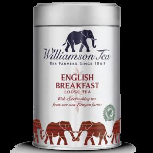 Williamson Tea Breakfast sypana