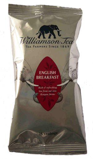 Williamson tea Breakfast 16s/40g