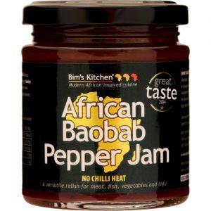 African Baobab Pepper Jam Dżem