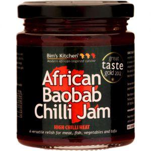 African Baobab Chlii Jam przyprawa afrykańska