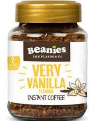 Beanies Kawa rozpuszczalna Wanilia aromatyzowana smakowa