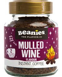 Beanies Kawa rozpuszczalna MULLED WINE smakowa aromatyzowana grzane wino