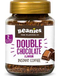 Beanies Kawa rozpuszczalna Double Chocolate smakowa aromatyzowana czekoladowa
