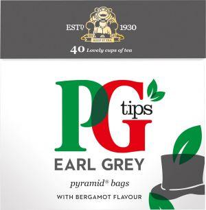 PG tips earl grey 40s