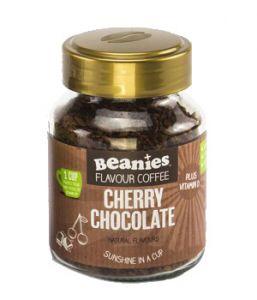 Beanies Kawa rozpuszczalna aromatyzowana wiśnia z czekoladą + Vitamina D