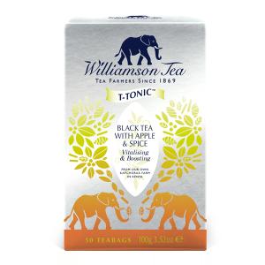 Williamson Tea Czarna Apple & Spice