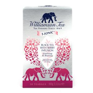 Williamson Tea Czarna Jagoda