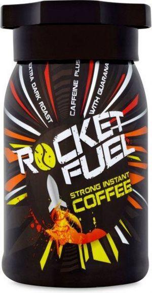 Kawa rozpuszczalna ROCKET FUEL STRONG z GUARANĄ