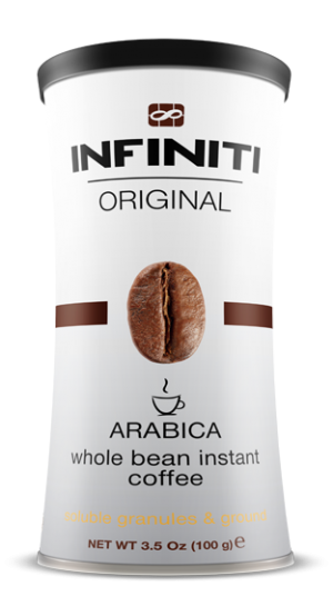 Kawa rozpuszczalna INFINITI