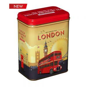 Herbata English Breakfast LONDON TRAVEL w puszce